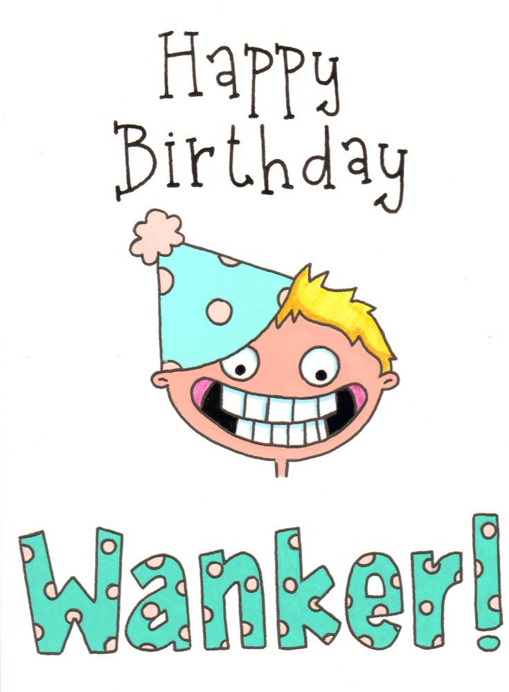 Sweary Birthday Cards